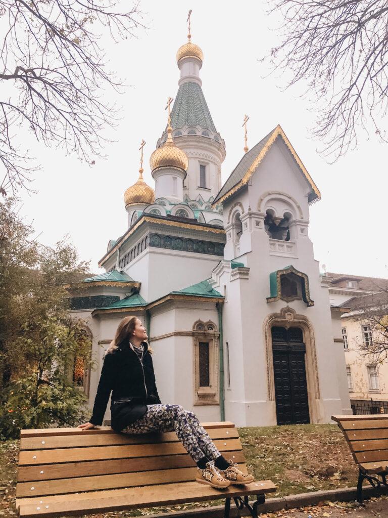 Solo Travel Guide to Sofia, Bulgaria - Russian Church